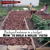 Backyard Makeovers On A Budget