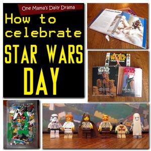 Star Wars Day celebration May the 4th