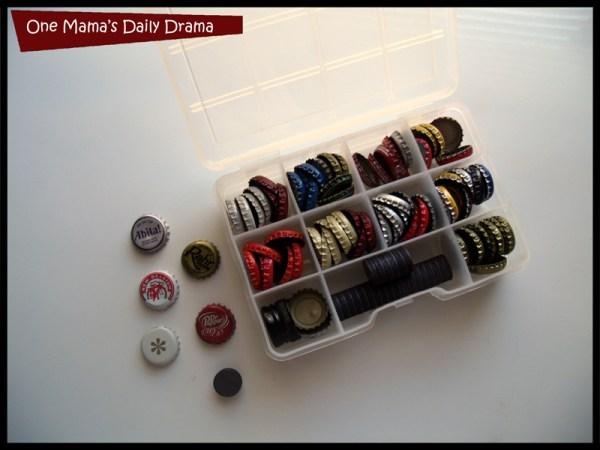 bottle cap magnet supplies