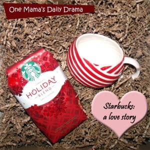 Starbucks coffee love story