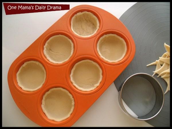 Choose your own Pie Adventure: individual mini pie recipe   One Mama's Daily Drama