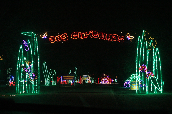 Must-see DFW Christmas attractions: Prairie Lights