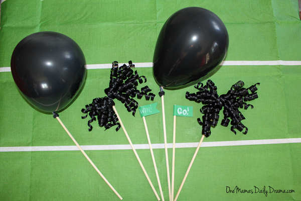 Big game football party ideas | from One Mama's Daily Drama