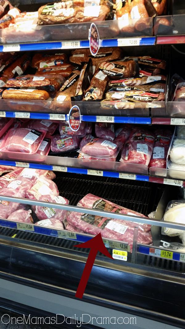 Shop Smithfield pork at Walmart