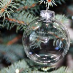25 creative ideas for filling clear plastic ornaments