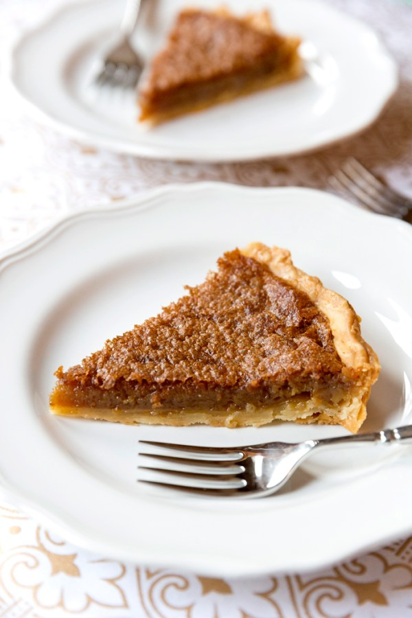 Southern Brown Sugar Pie | Pizzazzerie