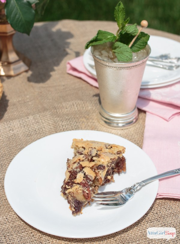 Kentucky Derby Pie | AttaGirl Says