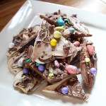 Everything-but-the-bunny Easter bark recipe