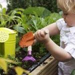 8 simple ways to garden with your kids