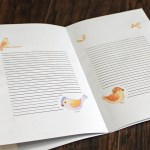 Printable bird journal with assembly tutorial