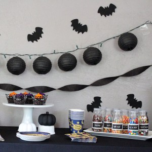 Magical Halloween party theme