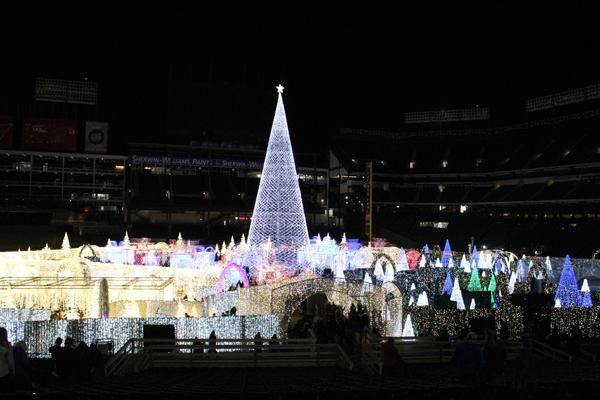 Enchant Christmas Arlington 2018