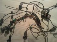 dash wires