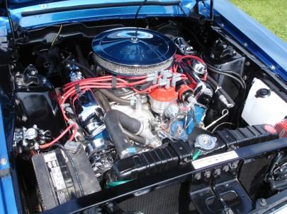 Mustang '67 GT 390