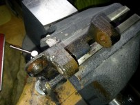 pin out hinge seperated