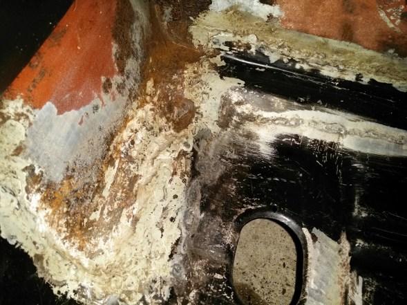 hidden rust left side