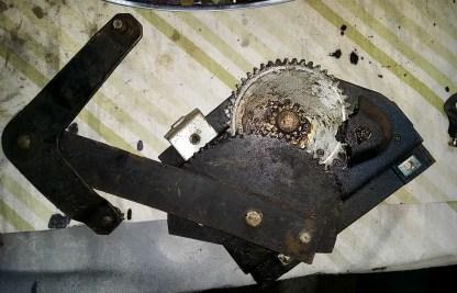 winder mechanism