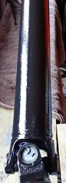 shaft single coated