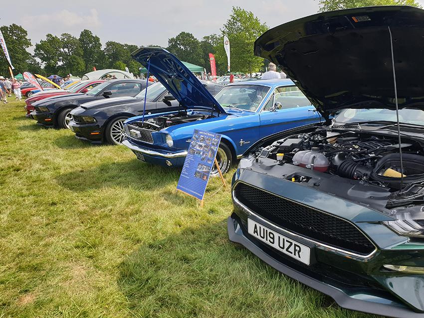 Helmingham Hall Car Show 2019 (Part 1)
