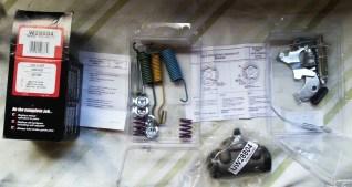 opened kits