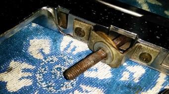 bracket & washers