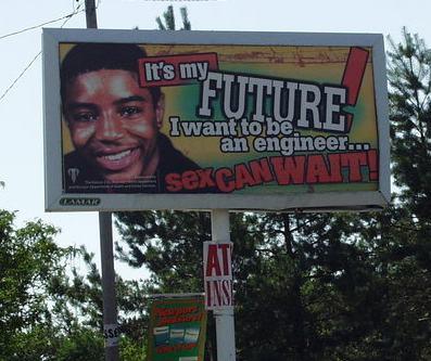 Billboard - Sex Can Wait