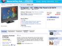 """Insignia 42"""" 1080p HDTV"""