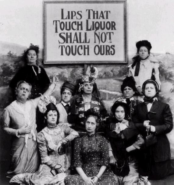 prohibition bitch please temperance