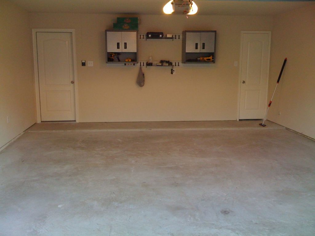 Tutorial How To Seal Your Garage Floor