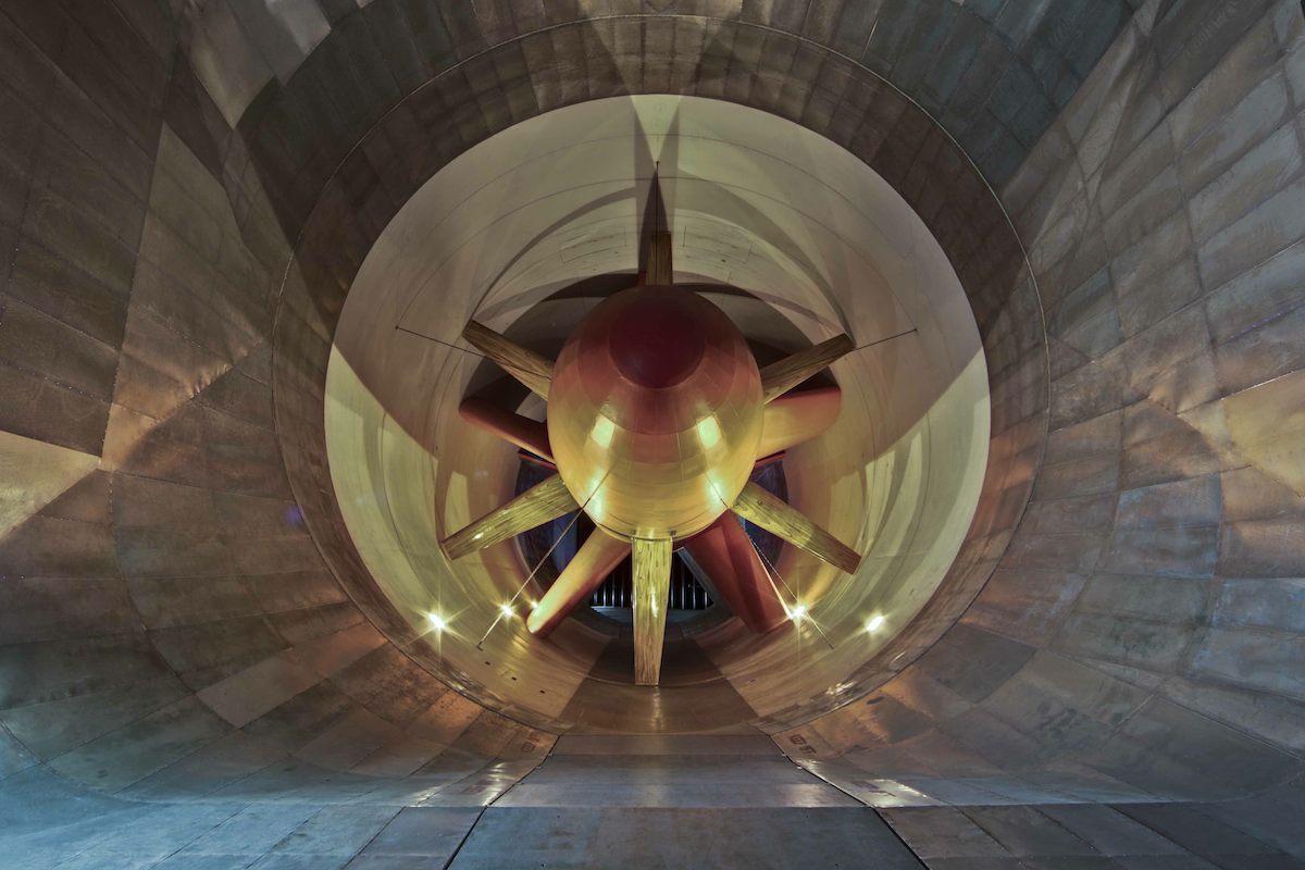 GM Wind Tunnel Fan