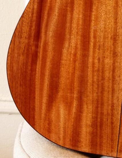 TD-M flamed mahogany
