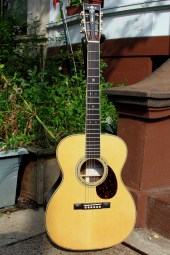 Martin OM-30DB full shot