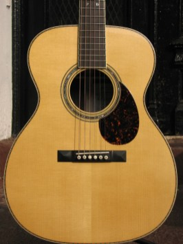 Martin OM-30DB full top