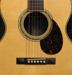 Martin OM-30DB bridge