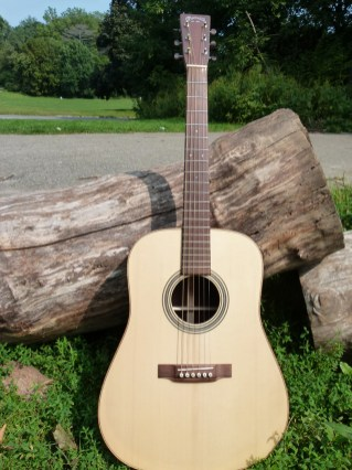 Woody Martin CS-21-11 review at onemanz.com
