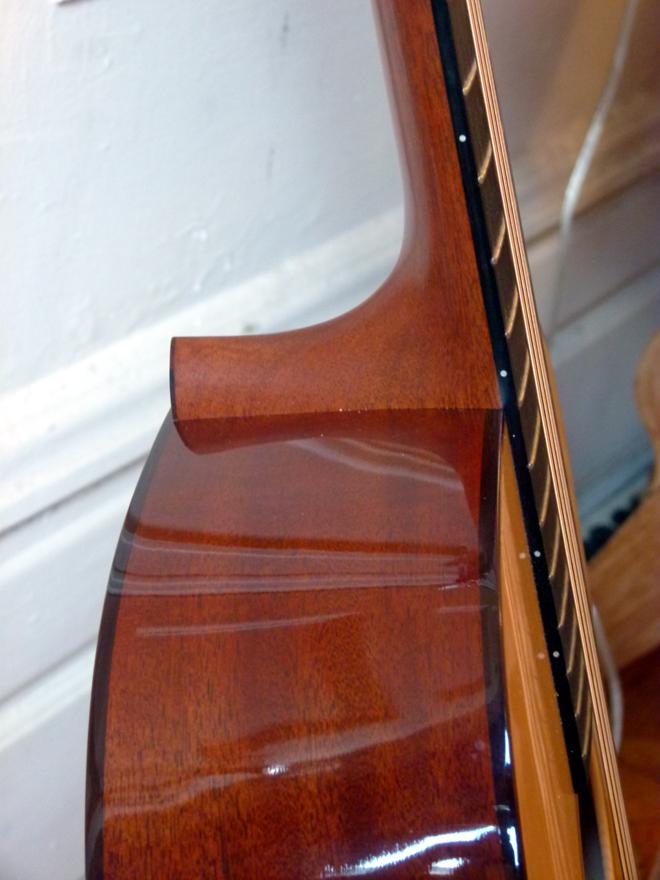 CS-D18-12 Mahogany neck