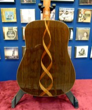 Martin CS-D41-15 back inlay