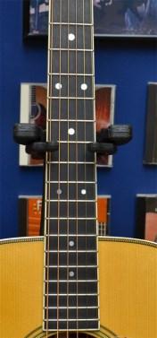 Martin CS Bluegrass 07 fingerboard