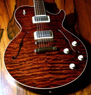 Collings electric custom One Man's Gutiar onemanz.com