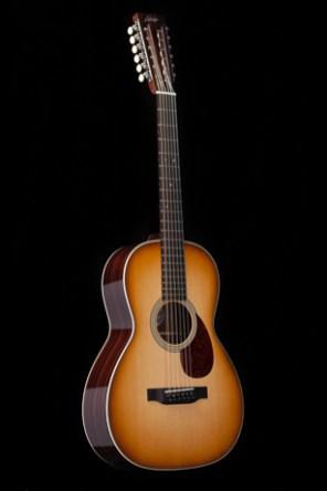 Collings 02 12-string SB NAMM 2017 One Man's Guitar onemanz