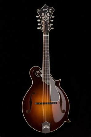 Collings MF5 Custom mandolin NAMM 2017 One Man's Guitar onemanz
