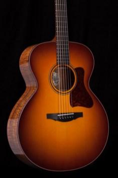 Collings SJ Koa SB Custom NAMM 2017 One Man's Guitar onemanz