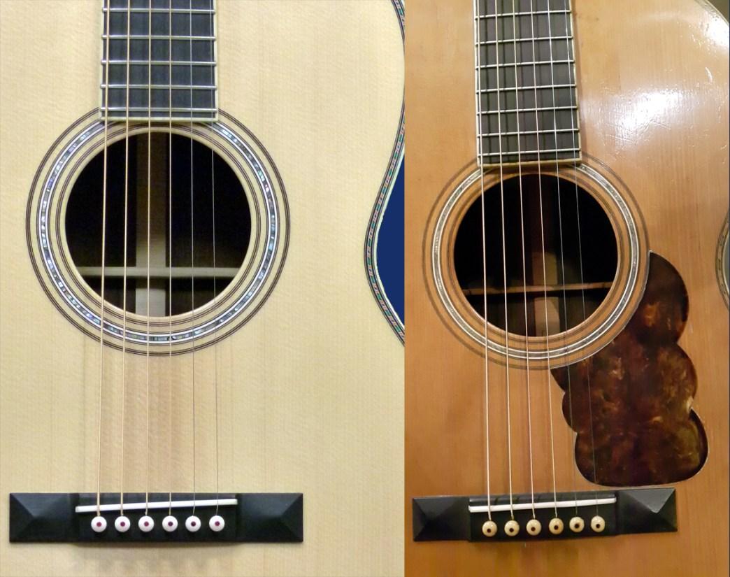 USE Martin 000-30 Authentic 1919 compare