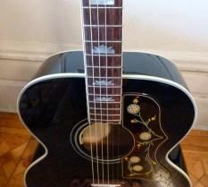Gibson SJ-200 Ebony Limited Fretinsula