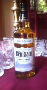 BenRiach 16 review at onemanz.com