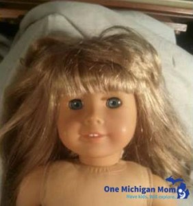 Which american girl doll is this