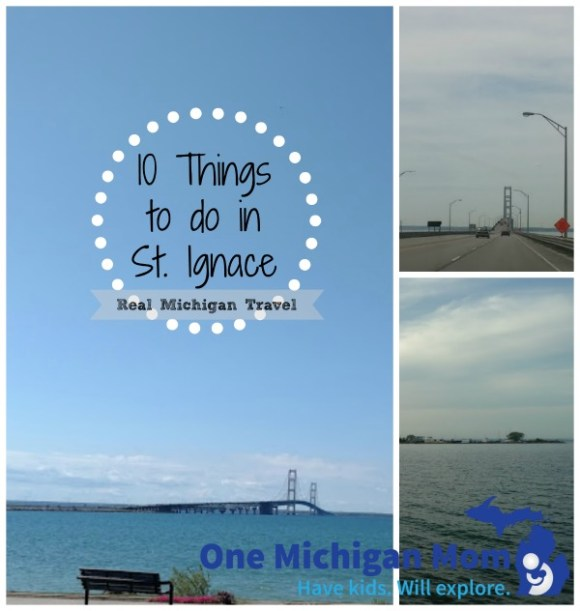 things to do in st. igance michigan - bridge photos and water