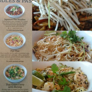 Thai Green Curry of Pad Thai? Plenty of fusion food options at Noodles and Company