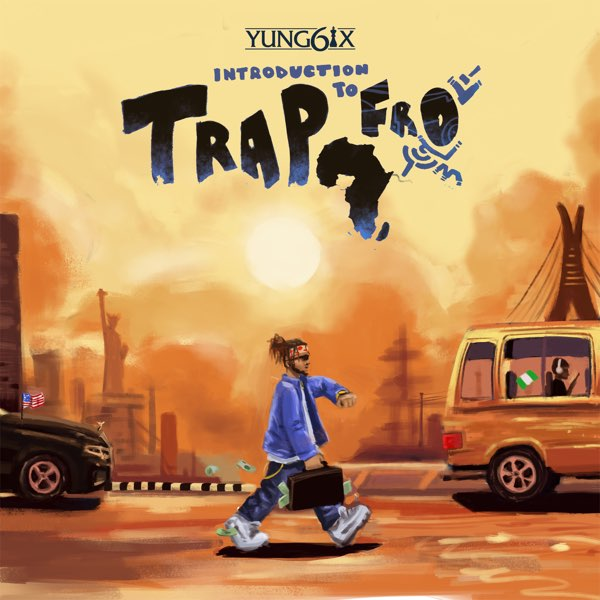 Introduction To Trapfro Album