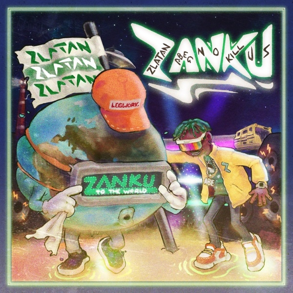 Zlatan – Super Power Ft Davido & Yonda